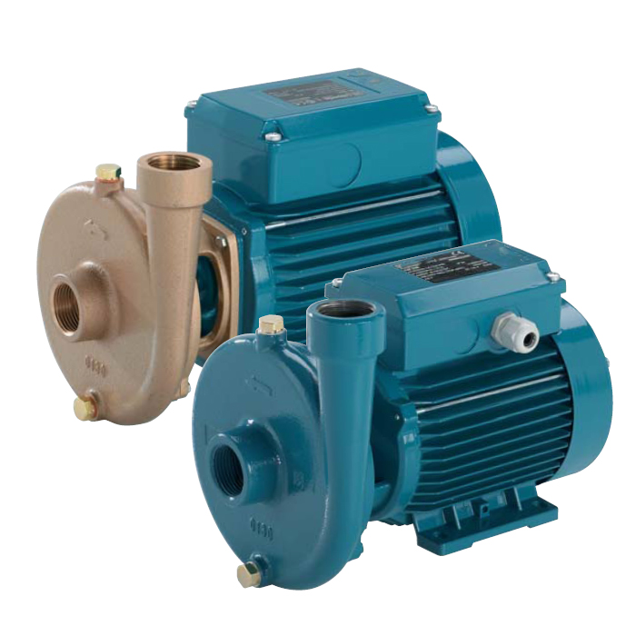 centrifugal pumps with open impeller
