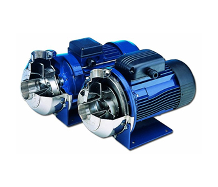 stainless steel centrifugal pumps with open impeller