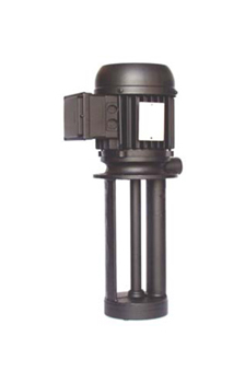 Immersion pumps with peripheral impeller
