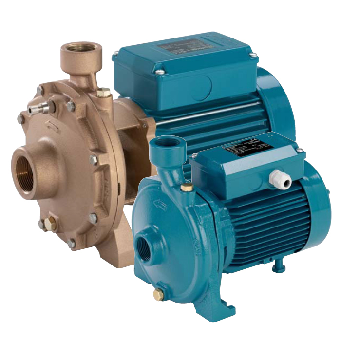 close-coupled centrifugal pump