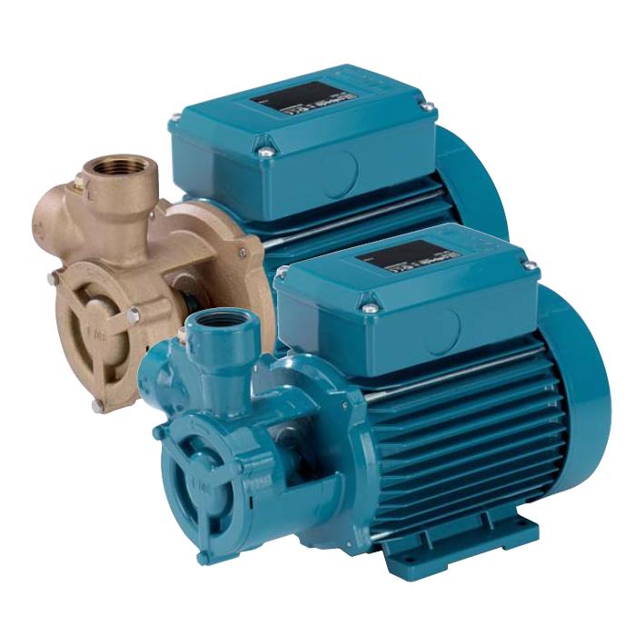 centrifugal pump impeller types pdf